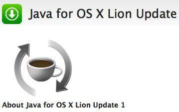 Apple выпустила очередное обновление Java для Mac OS X, закрывающее уязвимость Flashback.K
