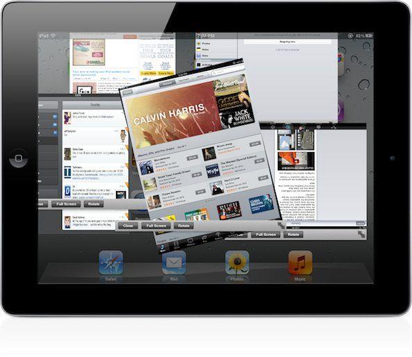 Джейлбрейк-твик Quasar - позволяет работать на iPad с несколькими одновременно открытыми приложениями [Скачать / Cydia / Обзор]