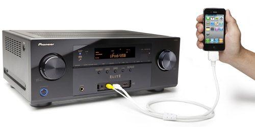 Pioneer Elite VSX-42 и Elite VSX-60 - пионеры Вашего медиа-контента [Аксессуары]