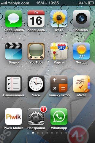 Джейлбрейк-твик SwipeDock поможет спрятать с помощью жеста док панель (Dock) iPhone, iPod Touch и IPad [Обзор]