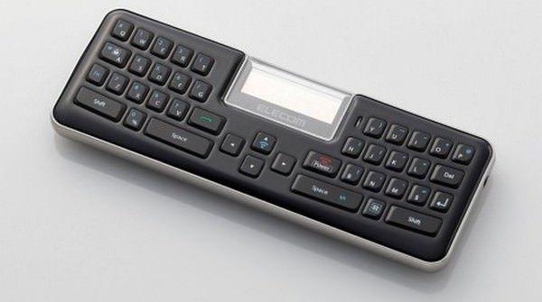 Elecom TK-MBDD041 клавиатура и гарнитура два в одном [Аксессуары]