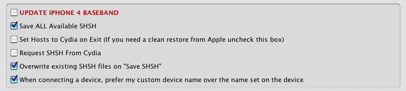 Скачать TinyUmbrella 5.10.14 для устройств на iOS 5.1 [Windows / Mac OS X]