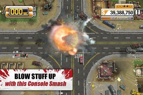Burnout CRASH! [Скачать / App Store / Обзор]