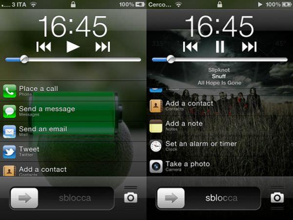 FastLock запускаем полезные приложения с lockscreen для iPhone, iPod, iPad [Cydia / Обзор]