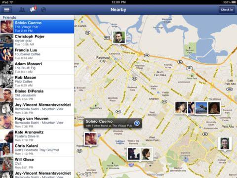 Facebook выпустил обновление для iPad с поддержкой Retina дисплея [Скачать / App Store]