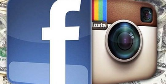 Компания Facebook купила Instagram за $ 1 млрд