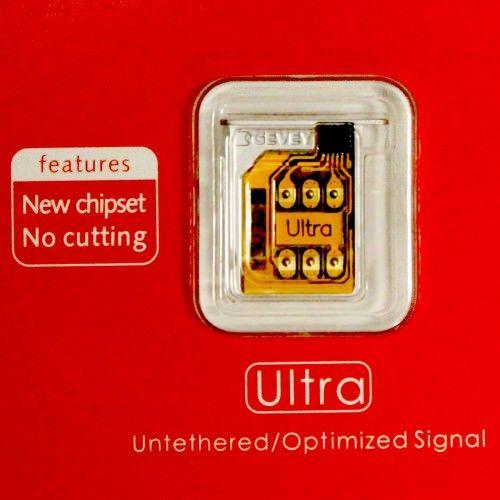Вышла Turbo SIM GEVEY™ Ultra 5.1 for GSM iPhone 4 для разлочки (анлока) версий прошивки модемов (baseband) 4.11.08, 4.12.01