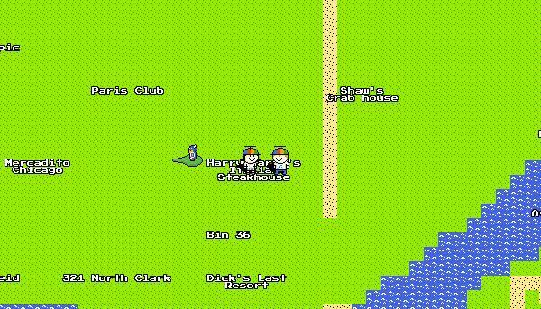 Шутка от Google Maps на 1 апреля - карты в режиме 8-бит [Обзор / Видео]