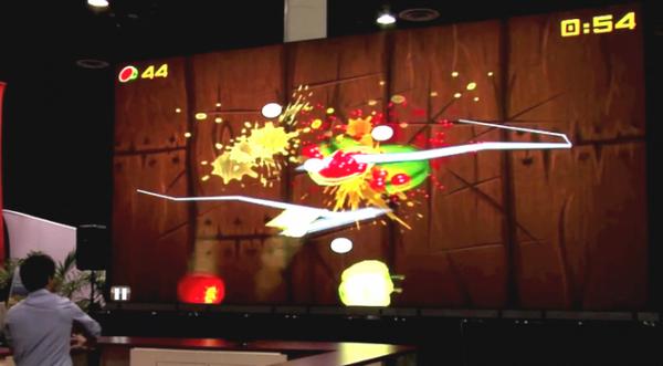 iPad + Kinect = Padzilla [Новые технологии, Аксессуары]