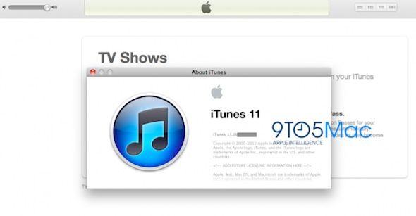 iTunes 11 будет включать поддержку iOS 6 и глубокую интеграцию iCloud