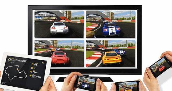 Новые слухи о том, что компания помимо Apple TV (iTV) создает и игровую консоль