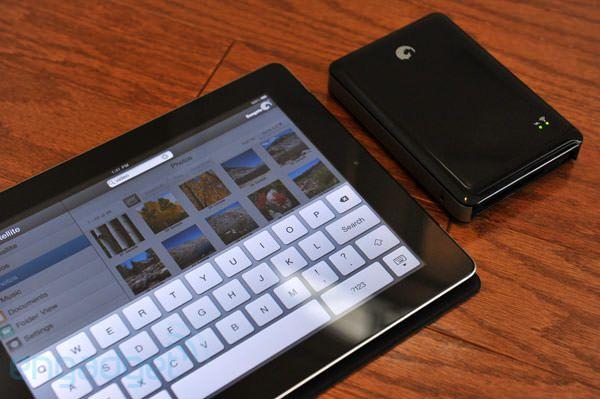 Seagate GoFlex Satellite способен расширить память Вашего iPhone, iPod, iPad [Аксессуары]