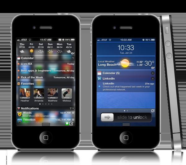 IntelliScreenX - лучший виджет для центра уведомлений iOS 5.X [Cydia / Обзор / Скачать]