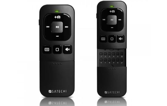 Satechi выпустила пульт для управления iPhone, iPad и Mac Bluetooth Multi-Media Remote Control [Аксессуары]