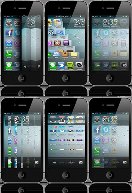 Как изменить анимацию при разблокировке экрана iPhone, iPod с помощью Unlockize? [Cydia / Обзор / Скачать]