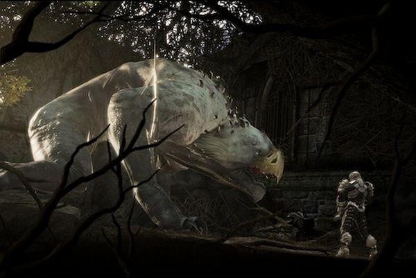 Infinity Blade II получил масштабное обновление Vault of Tears [AppStore / Обзор / Скачать]