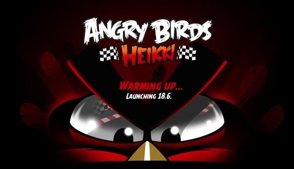 Angry Birds Heikki - новая игра от Rovio выйдет 18 июня