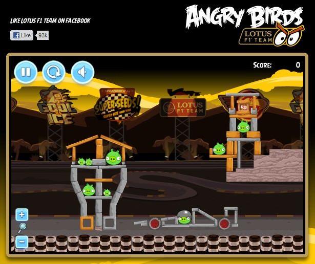 Птички наносят очередной удар, встречайте - Angry Birds Heikki [Играть онлайн]