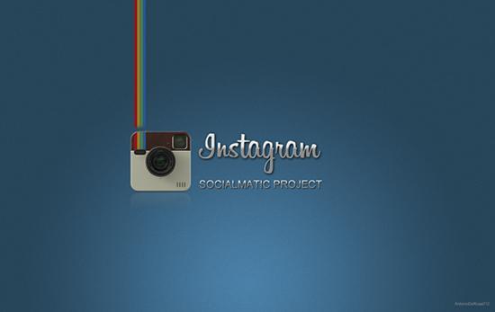 Instagram Socialmatic Camera - ожидаемый шедевр от Apple [Концепт]