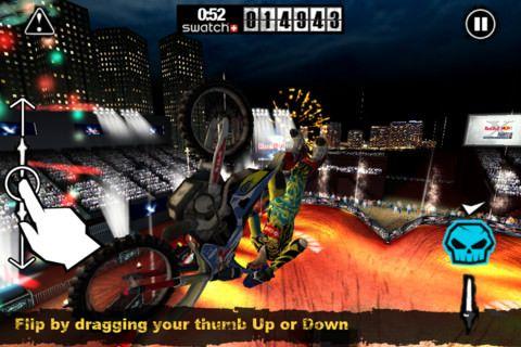 Red Bull X-Fighters 2012 для iPhone, iPod Touch и iPad [Скачать / Обзор / App Store]