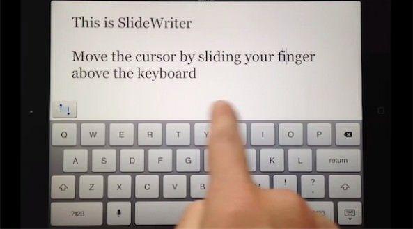 SlideWriter: удобный текстовый редактор для iPad