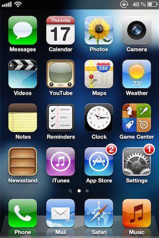 Как вернуть настройки главного экрана iPhone или IPad в первоначальный вид? [Инструкция]