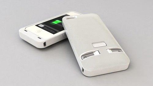 JuiceTank - чехол и зарядное для iPhone - два в одном [Аксессуары / Обзор / Видео]