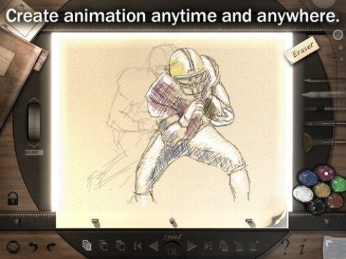 Вдыхаем жизнь в изображение – анимация на iPad с помощью Animation Desc [AppStore / Обзор / Скачать]