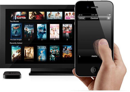 Телевизор от Apple в декабре, iPhone 5 в октябре [Слухи]