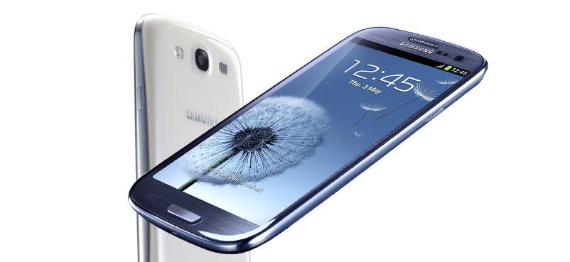 Samsung Galaxy S III: 9 миллионов предзаказов