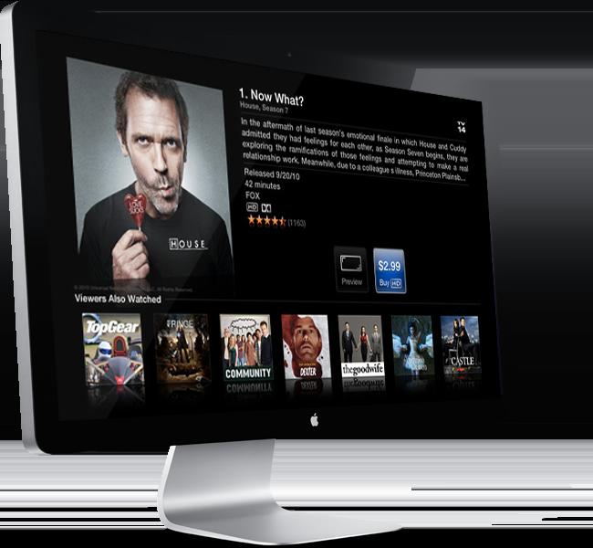 Телевизор от Apple скорее всего будет представлен через 3-6 месяцев