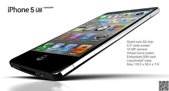 Liquidmetal - новый материальный прорыв Apple