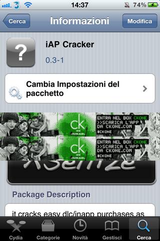 Как бесплатно покупать игровой контент в приложениях на iPhone, iPod, iPad с помощью iAP Cracker [Инструкция / видео]