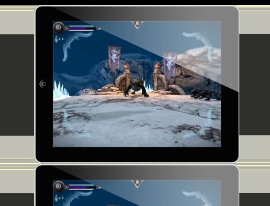 Обзор геймплея новый части Infinity Blade Dungeons [Видео]