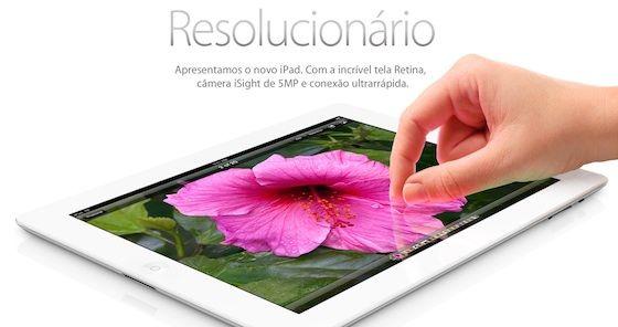 Apple запускает продажи нового iPad 3 еще в 30 странах
