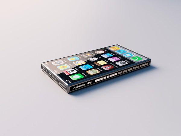iPhone 5 с пятью экранами? [Концепт]