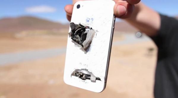 10 способов быстро уничтожить iPhone [Видео]