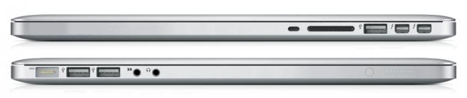 Apple, готовит обновленный 15-дюймовый MacBook Pro: дисплей Retina, ультра-тонкий дизайн и супер-быстрый USB 3