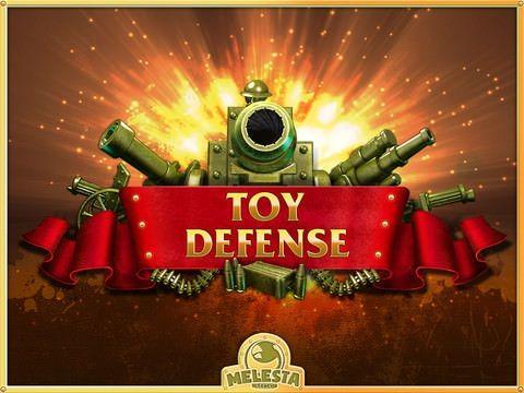 Toy Defence для iPhone, iPod и iPad – оловянные солдатики на iOS [Скачать / Обзор / App Store]