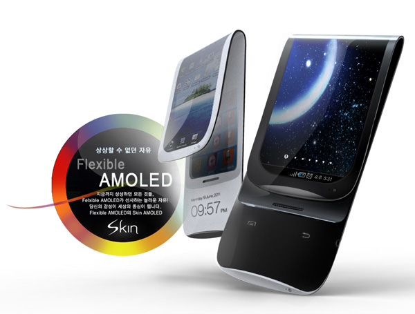 Увидим ли мы гибкие дисплеи от Samsung технике Apple? [Фото / Видео]