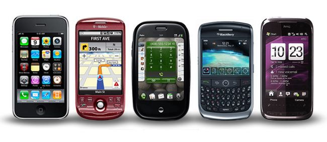 Доля Apple на рынке мобильных телефонов выросла до 7,9%