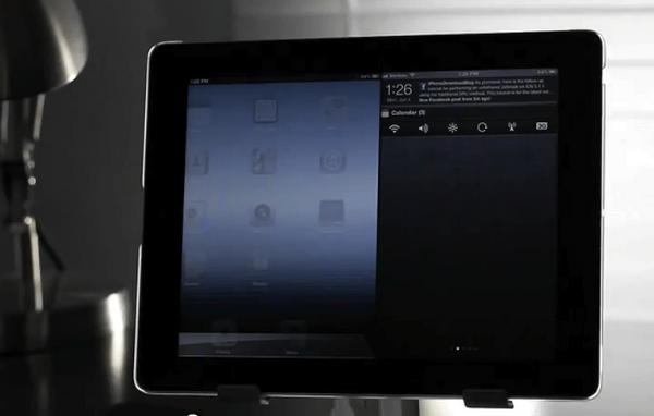 Твик MountainLionCenter перенесет центр уведомления из OS X на Ваш iPad [Cydia / Обзор / Скачать]