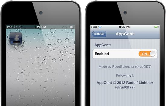 Твик AppCent - загрузка приложения из AppStore в процентах [Cydia / Обзор / Скачать]