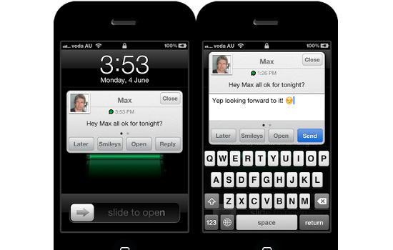 Quick Reply for WhatsApp - твик, с которым пользоваться месенджером WhatsApp еще быстрее и проще [Cydia / Обзор / Скачать]