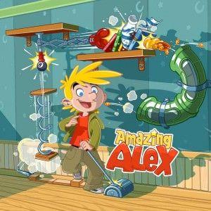 Игра Amazing Alex - от создателей Angry Birds выйдет в июле