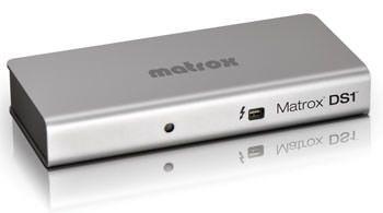 Dock станция Matrox DS-1 с интерфейсом Thunderbolt [Аксессуары]