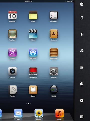 Твик Deck получил приставку HD и теперь работает на iPad [Cydia / Обзор / Скачать]