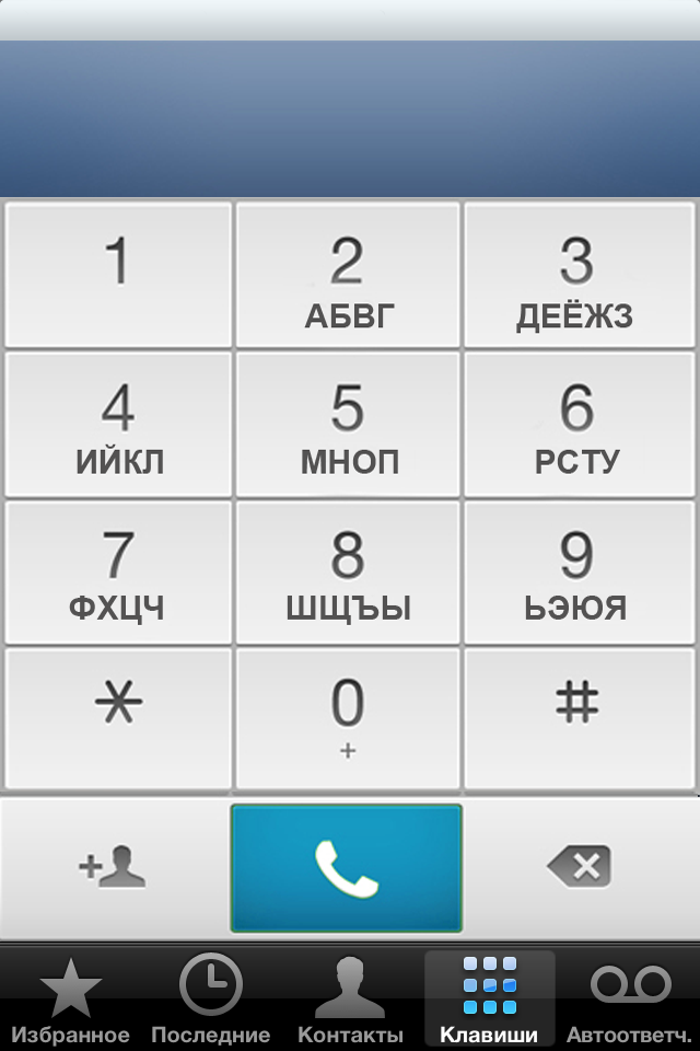 Как поменять клавиши набора номера на iPhone 4 и iPhone 4S [Инструкция]