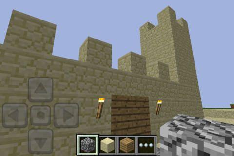 Скачать Minecraft - Pocket Edition для iPhone, iPod и iPad - Создай свой собственный мир [AppStore / Обзор]
