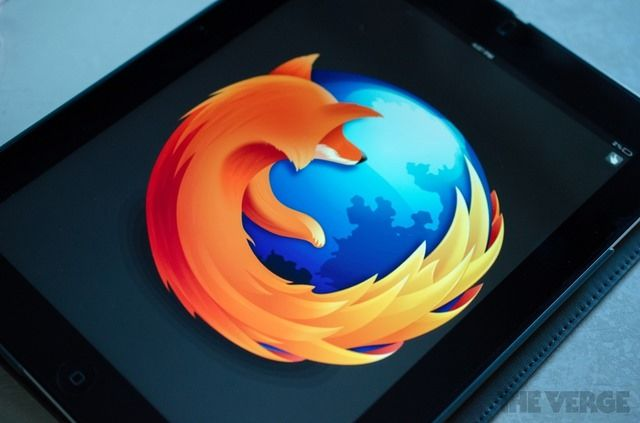 Mozilla представила прототип браузера для iPad